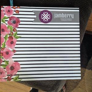 Jamberry Inventory Album